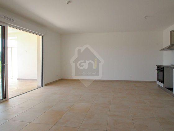 Vente appartement 3 pièces 66,13 m2