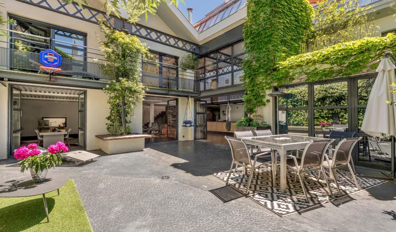 Maison avec piscine et terrasse Lyon 4ème