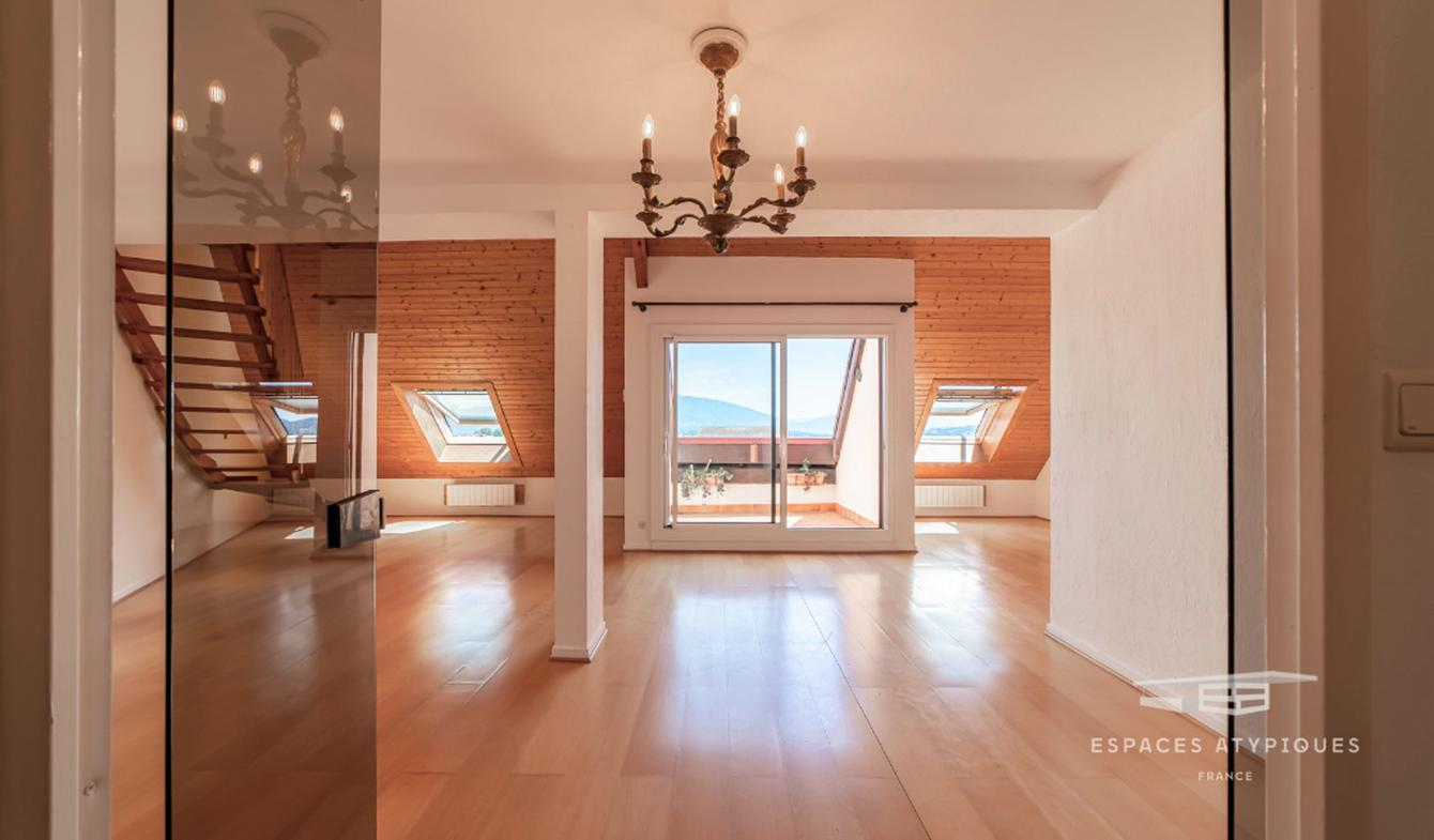 Appartement avec terrasse Poisy
