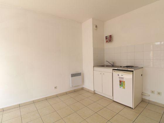 Location studio 26,05 m2