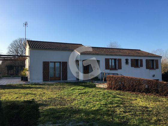 Vente maison 6 pièces 124,35 m2