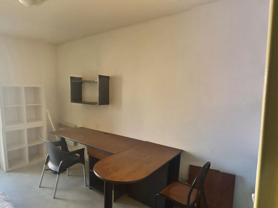 Location studio 17,25 m2