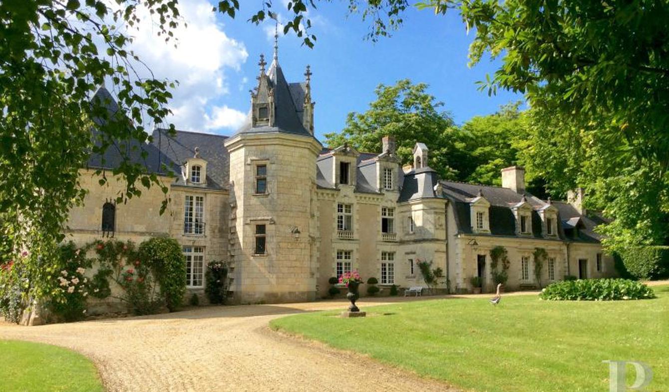 Castle Angers