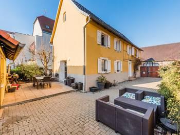 Maison 7 pièces 157,39 m2