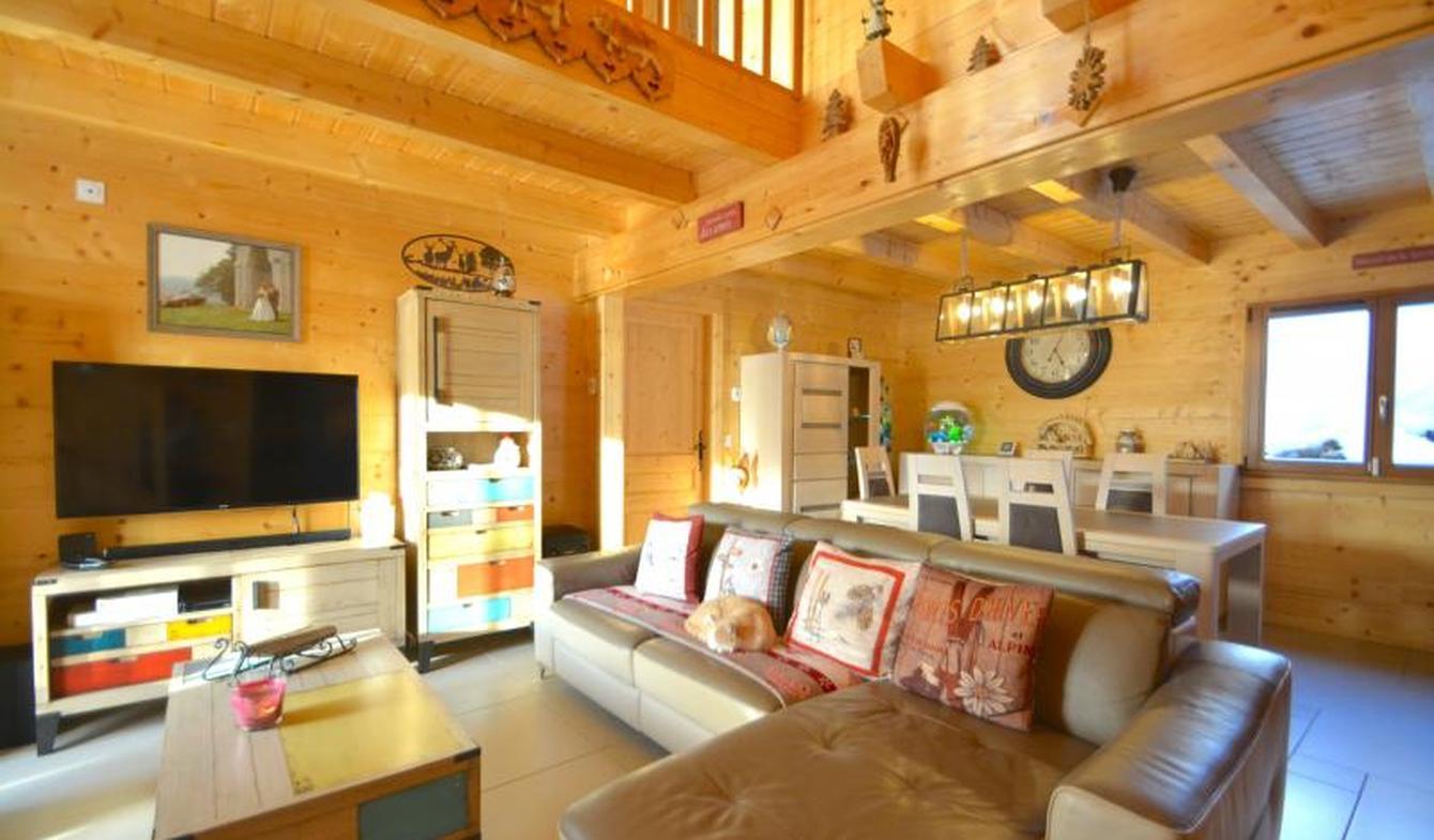 Maison avec terrasse Lamoura