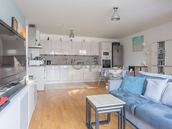 Vente appartement 3 pièces 62,83 m2