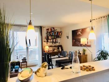 Appartement 4 pièces 93,55 m2