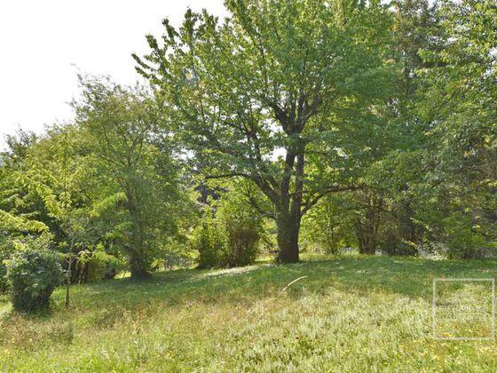 Vente terrain 1255 m2