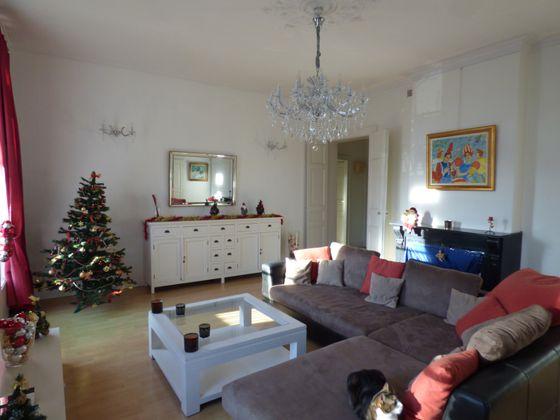 Vente appartement 7 pièces 220,42 m2