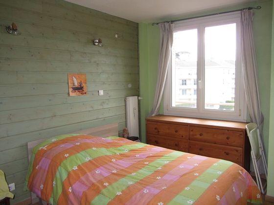 Vente appartement 3 pièces 53,53 m2