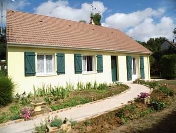 Maison 4 pièces 87,99 m2