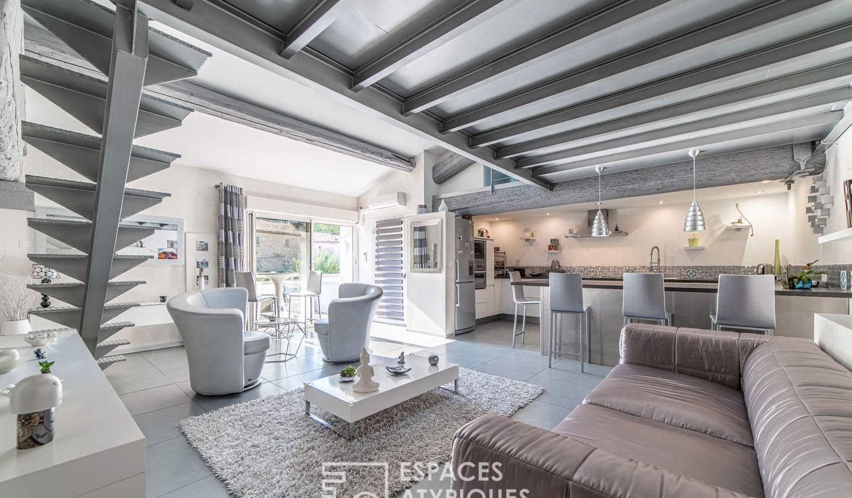 Appartement avec terrasse Langlade
