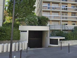 Parking Paris 20ème