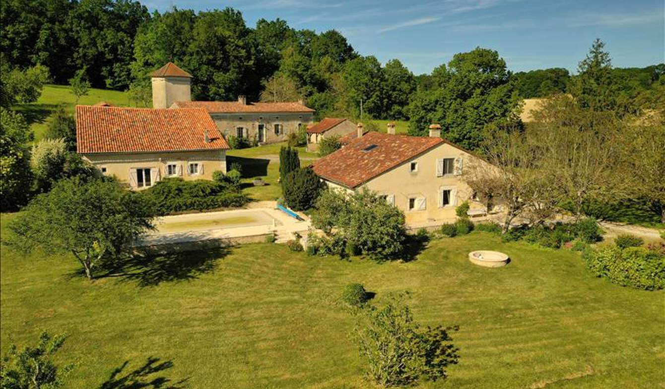 Maison Siorac-de-Ribérac