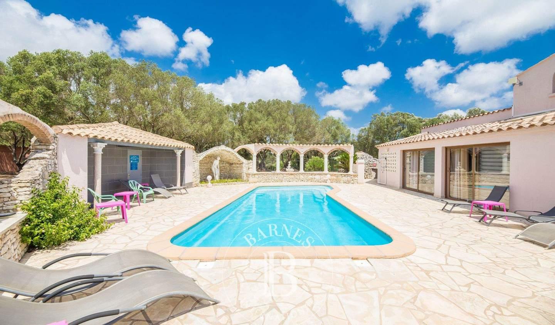 Maison avec piscine Bonifacio