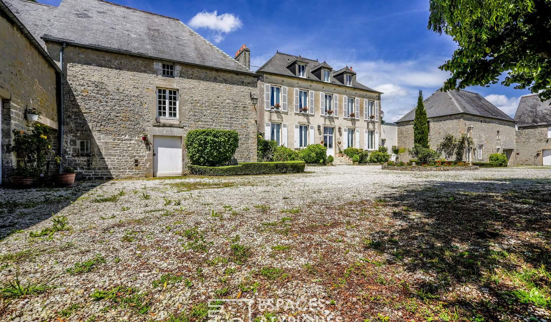 Maison avec terrasse Neuville-au-Plain