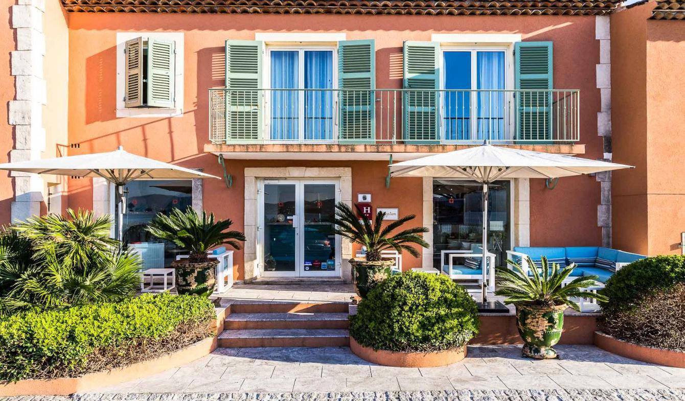 Hôtel particulier Saint-Tropez
