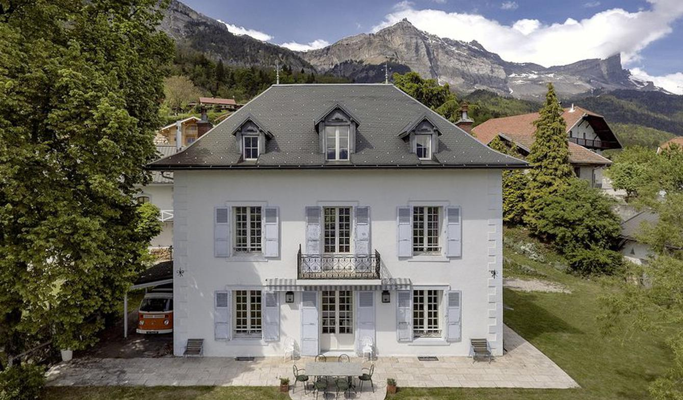 Maison avec terrasse Passy