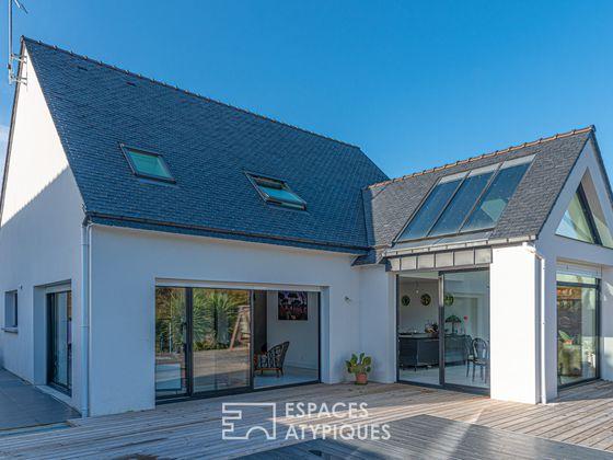 Vente maison 6 pièces 201 m2