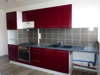 Appartement 2 pièces 48,32 m2