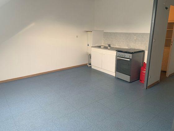 Vente appartement 3 pièces 44,6 m2
