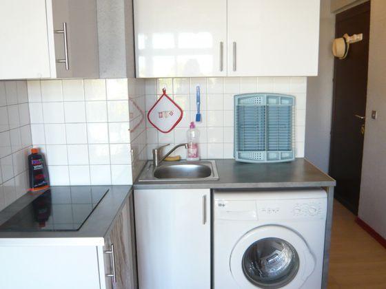 Vente appartement 2 pièces 31,72 m2