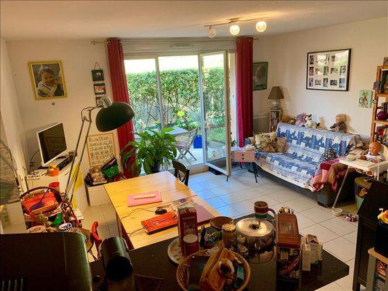 Vente appartement 2 pièces 40,85 m2