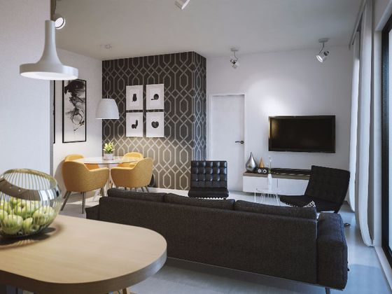 Vente appartement 5 pièces 107,2 m2