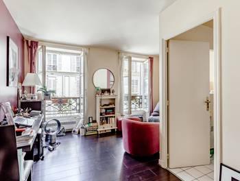 Appartement 2 pièces 34,44 m2