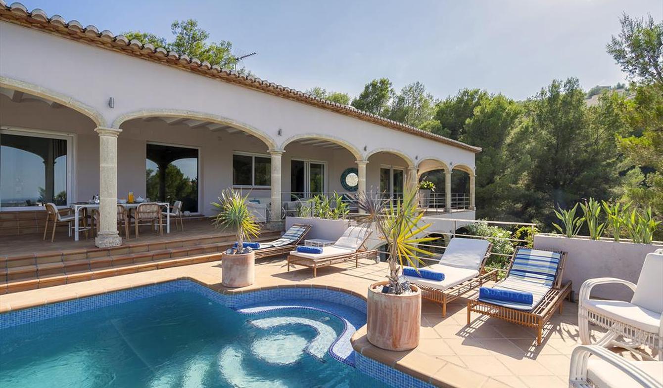 Villa avec jardin Dénia