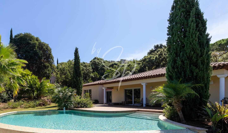 Villa avec piscine en bord de mer Bormes-les-Mimosas