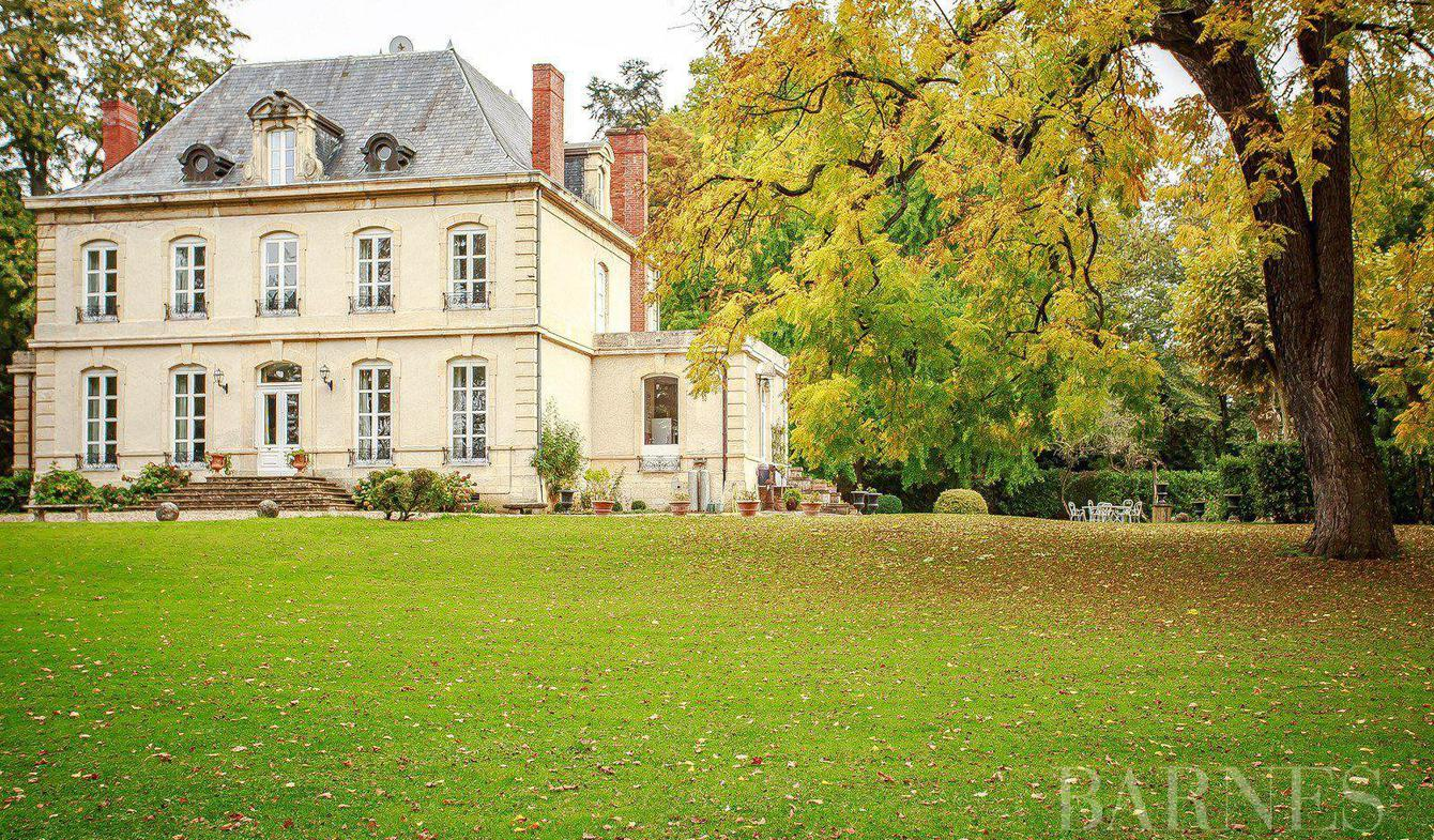 Property with pool Chasselay
