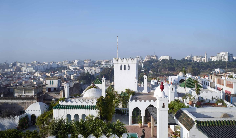 Castle Tangier