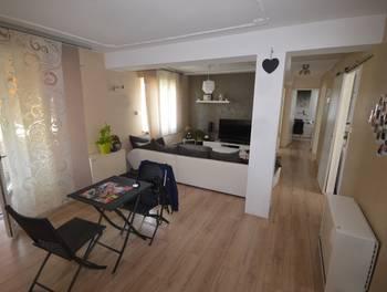 Appartement 4 pièces 79,21 m2