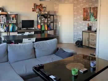 Appartement 2 pièces 58,55 m2