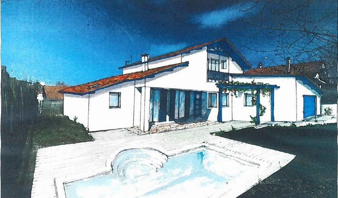 Maison avec piscine et terrasse Guethary