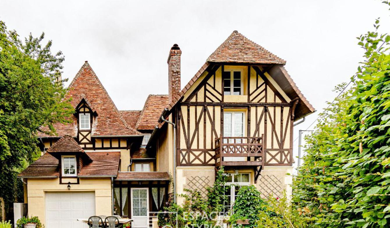 Maison Damblainville