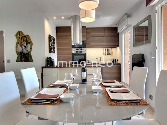 Vente appartement 2 pièces 46 m2