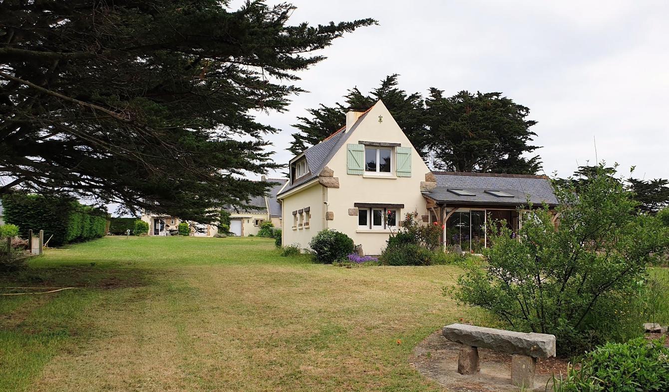 Maison en bord de mer avec jardin Ile-d'Houat