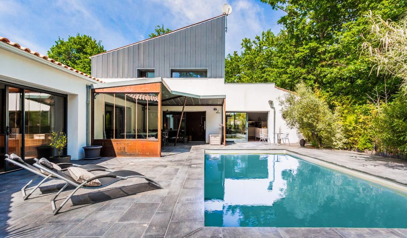 Maison avec piscine et terrasse La Tremblade