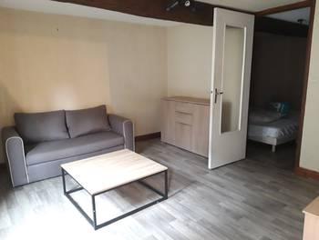 Appartement meublé 2 pièces 39,07 m2