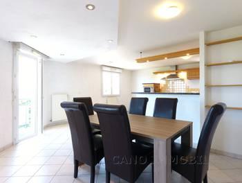 Appartement 4 pièces 111,83 m2