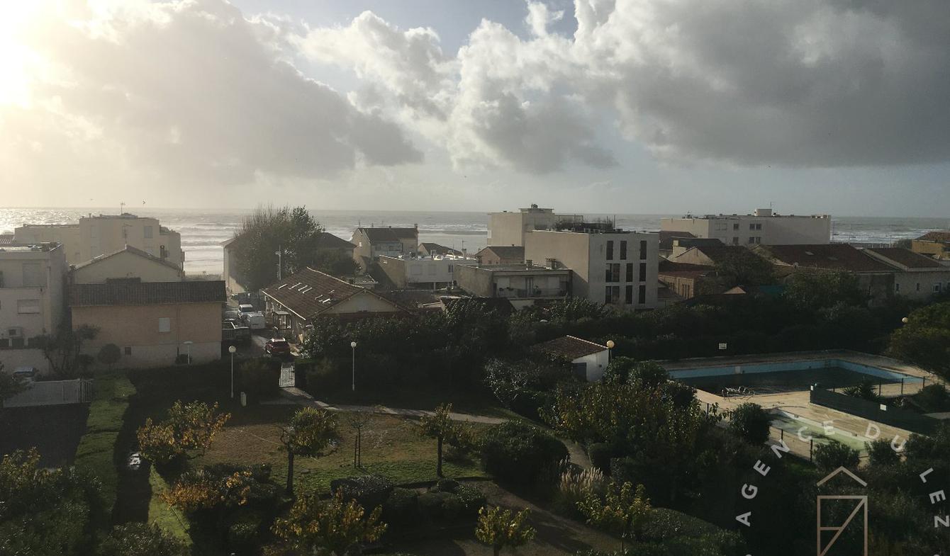 Appartement avec terrasse Carnon plage