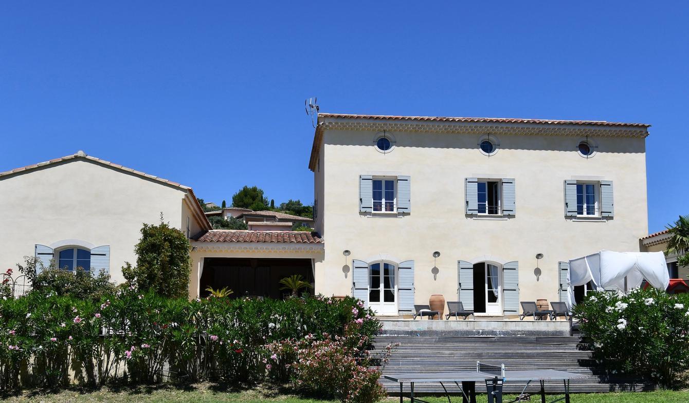 Villa avec piscine et jardin Pernes-les-Fontaines