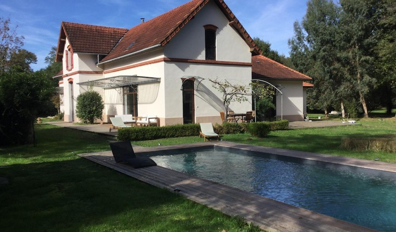 Maison Ousse-Suzan
