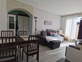 Appartement 3 pièces 51,82 m2