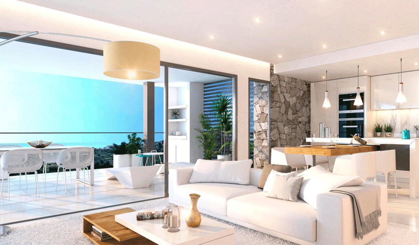 Appartement contemporain avec terrasse et piscine Tamarin