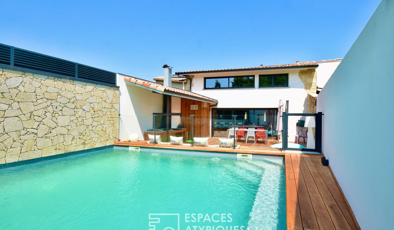 Maison avec piscine et terrasse Villenave-d'Ornon