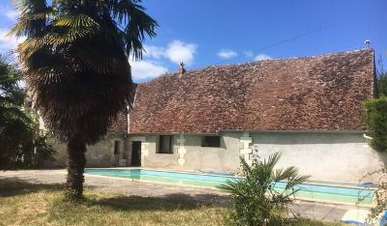 Maison avec piscine et jardin Saint-Avertin