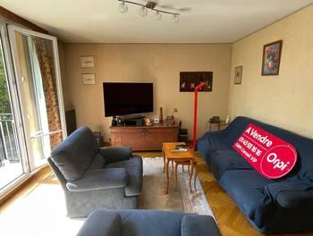 Appartement 4 pièces 69,54 m2